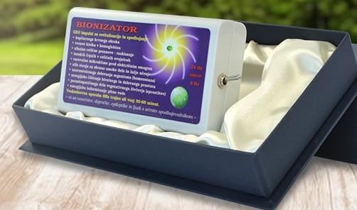 Bladrijan in geo impulzi Bionis in Bionizator za alfa terapijo ter Zapper Zaper Zaperino