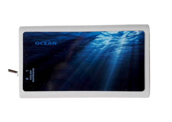 DELTA OCEAN za oceansko DELTA frekven?no terapijo