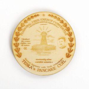 Teslov generator Teslov medaljon
