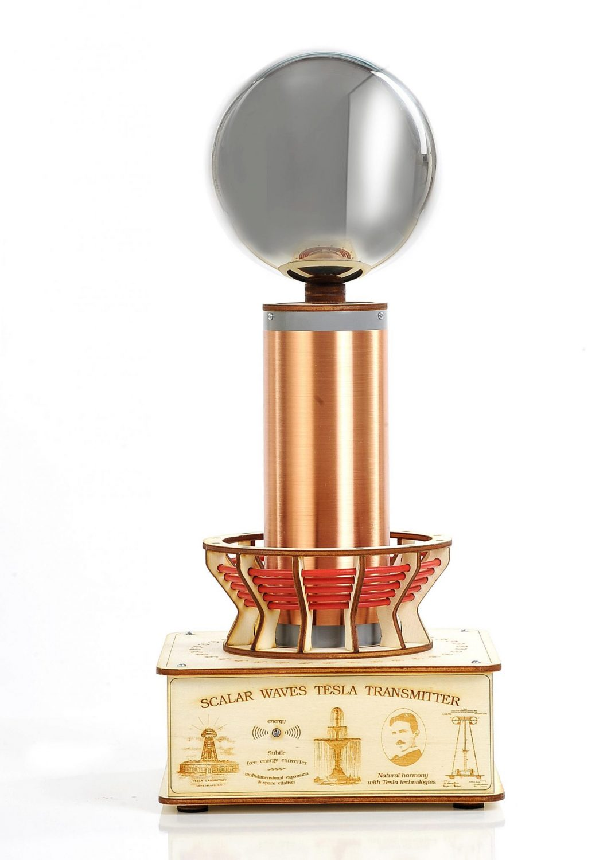 Teslov generator Baterijska Teslova fontana