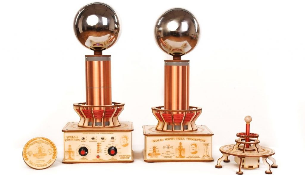 Teslov generator - Teslov Sferni harmonizator - Vibracijska terapija Tesla-Zaper-Geo