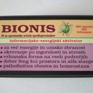 BIONIS prenosni osemherčni oddajnik geo impulzov za bistre možgane