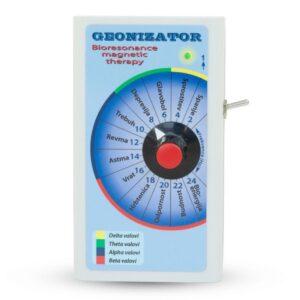 Geonizator geo impulzi za theta healing samozdravljenje