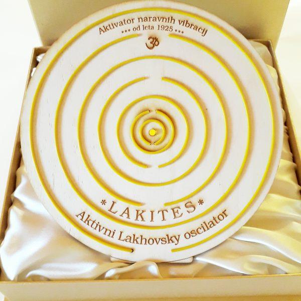 LAKITES energisjki orkester za Vibracijsko samozdravljenje