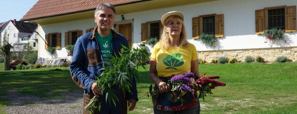 Olga in Liam Šebinek
