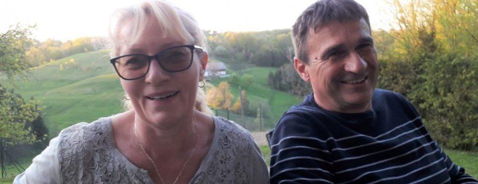 Jožica in Nande Vouk