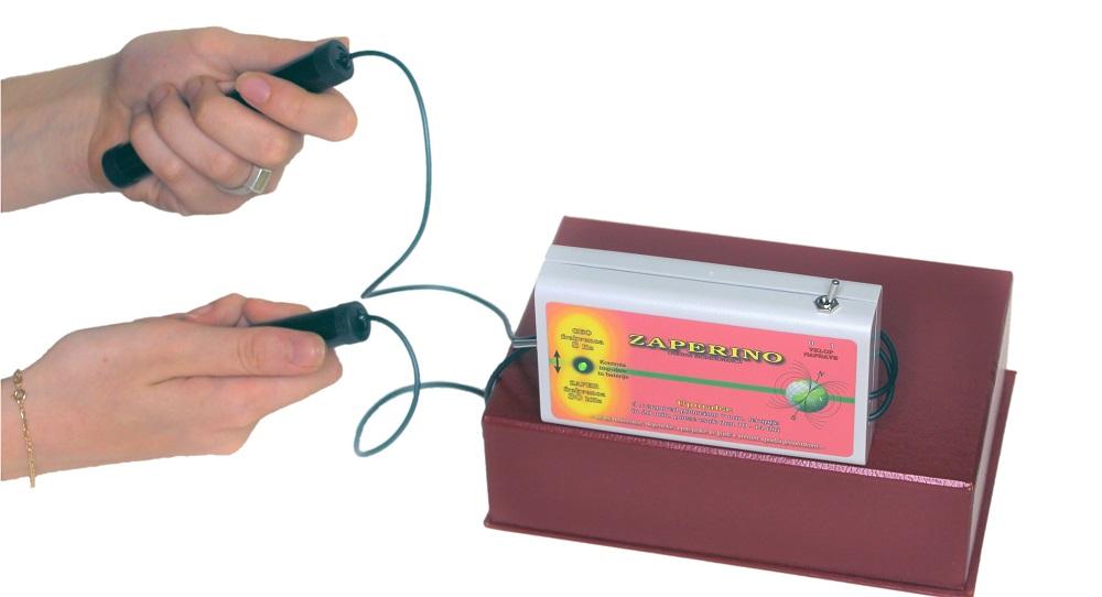 Zaper Zaperino osebna bioresonanca zdravi skupaj z rdečo peso in tinkturami