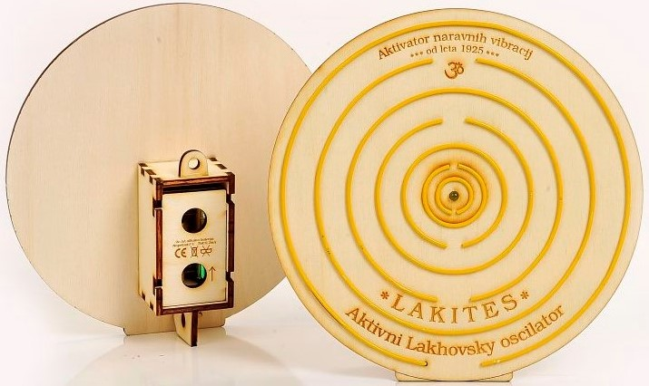Lakites dr. Lakhovsky večvalovni oscilator in rdeča pesa za več energije