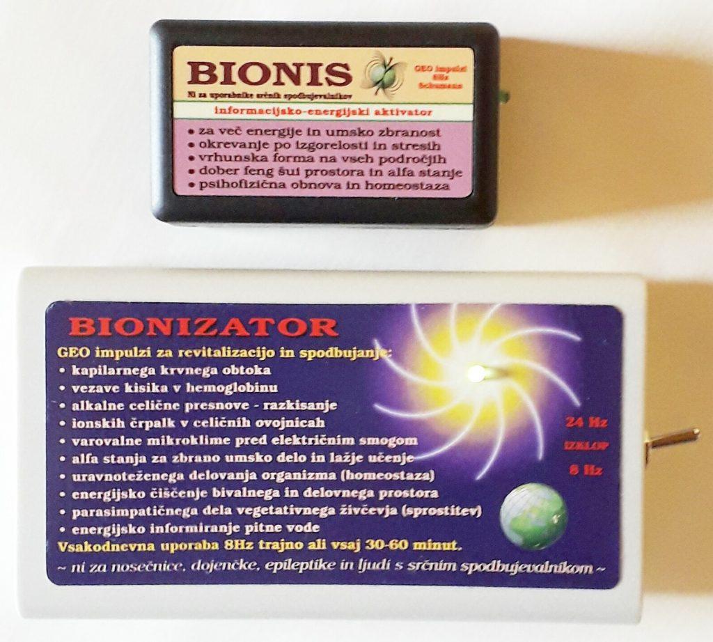 Bionis in Bionizator z geo impulzi skupaj za zdravje z rdečo peso