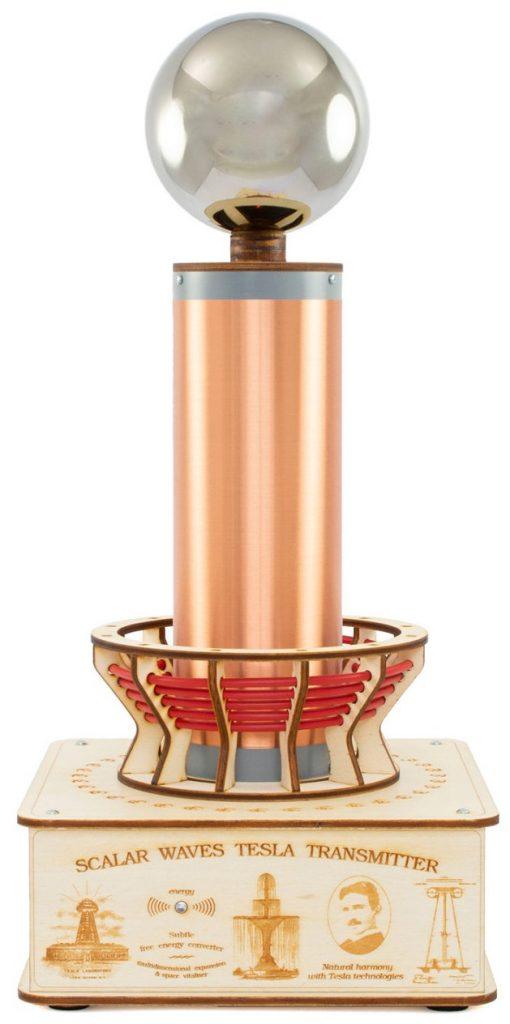 uporaba Teslov generator - Baterijska Teslova fontana - Alkivita bioznanost center