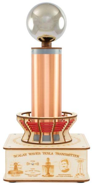 Gorazd Juri? in Teslov generator - Baterijska Teslova fontana ALKIVITA bioznanost center Tesla Zaper Geo